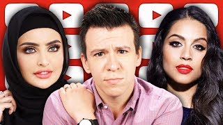 Download DISGUSTING! Sondos Alqattan ″Servant″ Controversy, Dan Harmon Backlash, Greece, & YT Defection Video