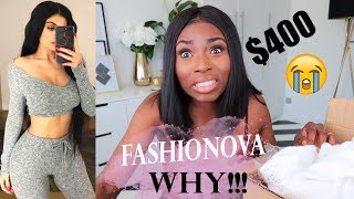 Download FASHIONNOVA WHY?! I SPENT $314 HERES MY FIRST IMPRESSIONS & HONEST REVIEW Video