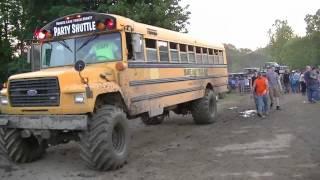 Download School Bus Monster Truck Video