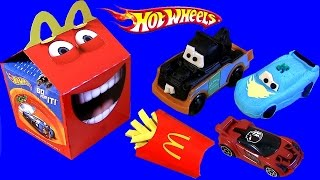 Download Play Doh Cars with Happy Meal McDonalds Hot Wheels Video