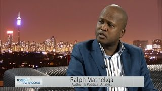 Download Author & Political Analyst, Ralph Mathekga — When Zuma Goes Video