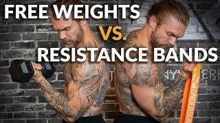 Download How Do Resistance Bands Compare to Weights Video