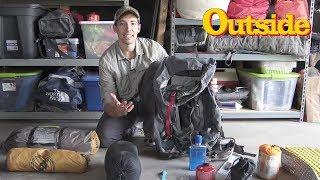 Download The 7 Things You Need to Start Backpacking Video