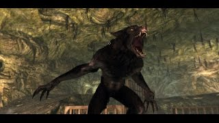 Skyrim - Top 10 Werewolf Mods! Free Download Video MP4 3GP M4A