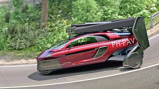 Download Flying Car – PAL-V Liberty 2018 – World First Flying Car on Sale Video