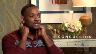 Download Will Smith Pokes Fun at his Nigerian Accent in Concussion Video