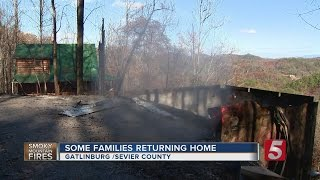 Download Crews Still Assessing Damage, Death Toll Rises In TN Wildfires Video