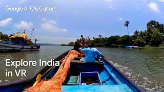 Download Explore Incredible India in 360 Video