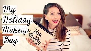Download My Holiday Makeup Bag | Zoella Video