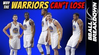Download With THIS Lineup, The Warriors CAN'T LOSE Video