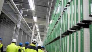 Download The Node Pole - The Swedish King visits the Facebook data center in Luleå Video
