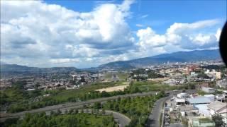 Download Landing Toncontin Airport / Cockpit view 1080p Video