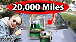 Download The Truth about 20,000 Mile Oil Changes - Myth Busted Video