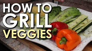 Download How to Grill Veggies | The Art of Manliness Video