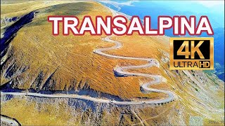 Download Transalpina din Drona - Una din cele mai frumoase sosele din Romania Video