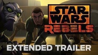 Download Star Wars Rebels Extended Trailer Video