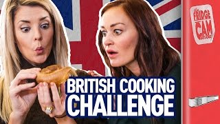 Download British Cooking Challenge ft. Grace Helbig & Mamrie Hart | FridgeCam Video