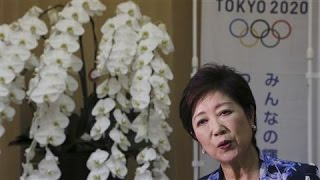 Download Tokyo Governor Vows Cost-Efficient Olympics Video