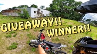 Download ABANDONDED HOUSE GIVEAWAY WINNER!! Video
