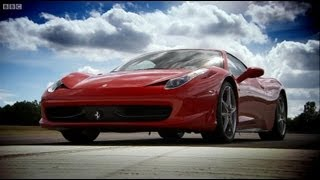 Download Ferrari 458 vs Ferrari 430 - Top Gear - BBC Video