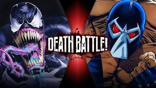 Download Venom VS Bane (Marvel vs DC) | DEATH BATTLE! Video