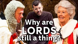 Download Most of Britain's Parliament is not elected... Meet THE LORDS Video