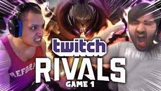 Download Voyboy | INSANE JAX JENIUS @ TWITCH RIVALS! Video