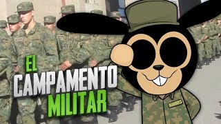 Download ROBLOX: EL CAMPAMENTO MILITAR Video