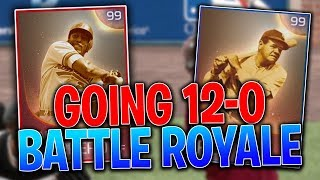 Download Going 12-0 In Battle Royale! MLB The Show 18 | Battle Royale Video