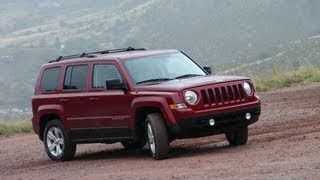 Download 2014 Jeep Patriot Rainy Colorado Drive and Review Video