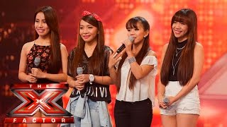 Download 4th Power are absolute perfection | 6 Chair Challenge | The X Factor UK 2015 Video