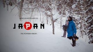 Download Marcus Kleveland in Japan - The Powder Virgin Video