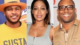 Download Maino's Baby Mama accuses Carmelo Anthony Wife ″La La″ of Cheating with Maino! Video