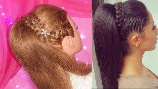 Peinados De Moda Para Fiestas Hermosos Y Faciles Rapidos Y Bonitos