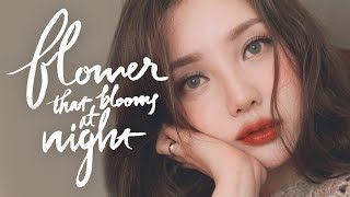 Download 🥀Instagram Makeup-Flower that Blooms at night (With subs) 인스타 메이크업 - 밤에 피는 꽃 Video