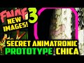 Download HIDDEN ANIMATRONIC FOUND in FNAF 3 TRAILER! PROTOTYPE CHICA DISCOVERED | Five Nights at Freddy's 3 Video