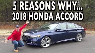 Download 5 Reasons Why You Should Buy the 2018 Honda Accord on Everyman Driver Video