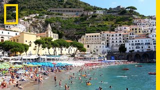 Download Take a Journey Along the Amalfi Coast | National Geographic Video