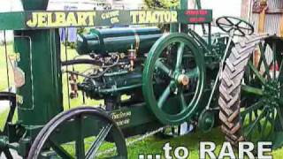 Download 1918 fully restored Jelbart Tractor...Francis Ransley, Videos from Mary the Supergranny Video