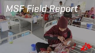 Download MSF Builds New Hospital for Rohingya Refugees Video