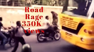 Download Bangalore street fight ( bus driver and biker ) Video