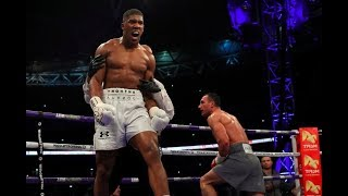 Download 20 Fights 100% KO Ratio | When A Genetic Prodigy Knows The Science ● Anthony Joshua Video