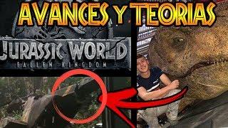 Download [ULTIMA HORA!!!] DESVELADO EL TITULO OFICIAL DE JURASSIC WORLD 2!!! INFORMACION Y TEORIAS Video