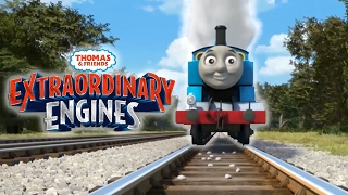 Download Thomas & Friends ″Extraordinary Engines″ Available Now! | Extraordinary Engines | Thomas & Friends Video