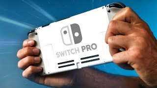 Download New Nintendo Switch Pro Coming? Video
