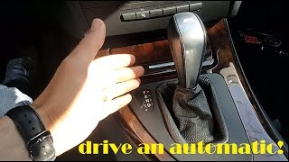 Download How to drive a car with an automatic gearbox Video