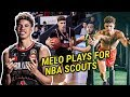 Download LaMelo Ball DOMINATES In Front Of 27 NBA SCOUTS! Goes After 6x Defensive Player Of The Year 😱 Video