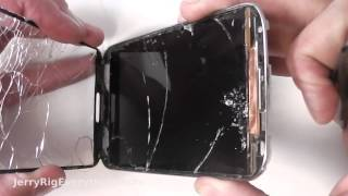 Download Galaxy S4 JUST THE GLASS Screen Repair BEST Video Video