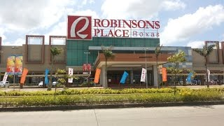 Download Robinsons Place, Robinsons Mall in Roxas City, Capiz Philippines Video