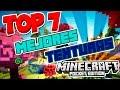 Download TOP 7 MEJORES TEXTURAS PARA MINECRAFT PE 1.1.0.9 || Mejores texturas para Minecraft PE 1.1.0.9 Video